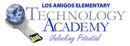 Los Amigos Technology Academy logo